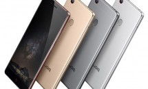 ZTE、RAM6GBの『nubia Z11』発表 – スペック・価格・対応周波数