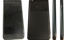 "Nexus 2016 ""Sailfish""の写真リーク、側面も"
