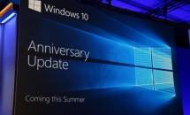Windows 10 Anniversary Update 配信開始、新機能やCortana強化など