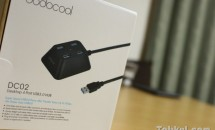 dodocool USB3.0 高速ハブ 4ポート『DC02』製品レビュー、クーポンコード付き