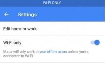 Googleマップ、新たに「地図のSDカード保存」や「Wi-F Only」など機能追加を発表