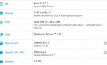 HTC Desire 10 Pro のスペックがGFXBenchでリークか