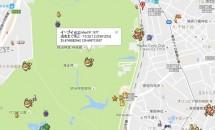 ポケモン発見ツール『Pokevision』などAPI制限で閉鎖か、新たに東京限定『PGO MAP』登場 #ポケモンGO