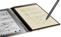2画面 Lenovo Yoga Book 発表、ワコム/690gなどスペック・発売日・価格・対応周波数