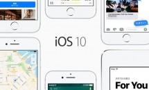 Appleが「iOS10」アップデート公開、自動スリープ解除やホームボタンでロック解除など
