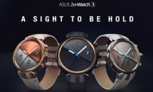 ASUS ZenWatch 3 (WI503Q) 発表、防水などスペック・価格 #IFA2016