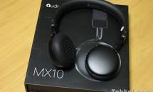 通話・有線対応Bluetoothヘッドホン『AudioMX MX10』製品レビュー、限定50台の割引クーポンコードあり
