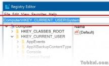 Windows 10 ビルド14942でレジストリエディタにアドレスバー追加を発表