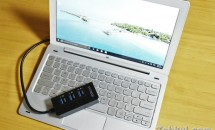 dodocool 有線LAN付きUSB3.0ハブ『DC18』製品レビュー、2in1タブレットのWindows/Androidで使えるか・感想+割引クーポンあり