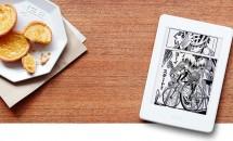 アマゾン、4,000円OFFで『Kindle Paperwhite マンガモデル』本日発売―ストレージ8倍に増量