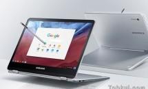 ペン付属のSamsung未発表12.3型『Chromebook Pro』予約開始、一部スペック