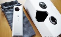 360度3K動画撮影『INSTA360 Nano』開封レビュー+特別クーポンコードあり
