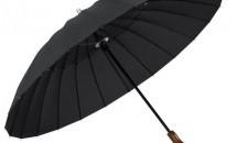 傘骨3倍の24本『PLEMO 103センチ長傘』製品レビュー、割引クーポンコード付き