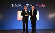 LTE通信できる「Xiaomi Mi Notebook Air 4G」2機種 発表、スペック表と価格