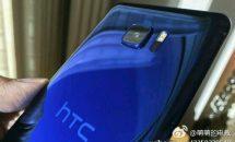 HTC Ocean Noteの実機画像リーク、セカンドスクリーン搭載など