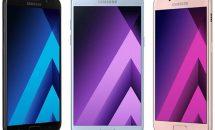 Samsung、防塵防水IP68の5.2型「Galaxy A5 (2017)」発表―スペック