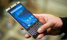 Blackberry KEYoneのハンズオン動画、スペースキーで指紋認証やMercury時代の動画ほか