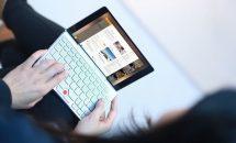 480gのノートPC『GPD Pocket』がIndiegogoでキャンペーン開始、目標額の2倍超え達成