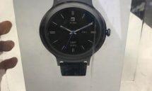 LG Watch Style(LG-W270)の化粧箱リーク、未発表スマートウォッチ