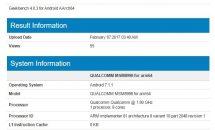 Snapdragon 835 (MSM8998) がベンチマークGeekbenchに登場、スコア改善
