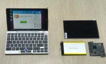 ハイスペックUMPC『GPD Pocket』の動画公開、開発は順調な模様