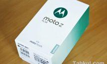 変形スマホ「Moto Z Play」開封レビュー、3/20までのフラッシュセール実施中
