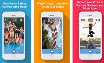 iPhone/iPadアプリセール 2016/3/27 – 逆再生を楽しむ『Reverseee』などが無料に