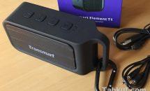 クーポンあり、防滴で軽量なTWSスピーカー『Tronsmart Element T1』開封レビュー