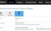Xiaomi Mi Max 2の一部スペック判明か、GFXBenchに6.4型「Oxygen」登場