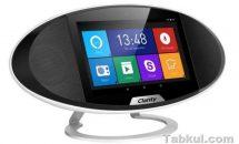 7型スマートスピーカー『Clarity』がIndiegogoに登場、AlexaとGoogle Assistantサポート/スペック・価格