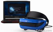 Acer、複合現実HMD『Windows Mixed Reality Headset』を4万円で予約開始