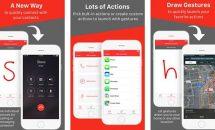iPhone/iPadアプリセール 2016/6/6 – 任意のアプリ動作をジェスチャーで『Gestures Launcher』などが無料に