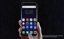 Vivo、4辺ベゼルレスのスマートフォン披露・動画ーディスプレイ埋込み指紋センサー搭載 #MWC2017