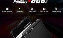 5.5型RAM6GB『Ulefone T1』が特価22740円に、Banggoodで予約セール開始