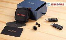 7/26まで限定クーポン、3.7gの片耳ヘッドセット『EnacFire CF8001』感謝セール開催中