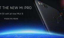 Xiaomi Mi 5Xの予約セール開始 #Geekbuying