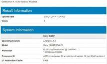 ドコモ版Xperia XZ1か、Geekbenchに『G8341/SO-01K』登場・スコア