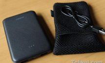 3製品クーポン付き、AUKEYモバイルバッテリー『PB-N50』開封レビュー
