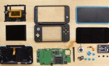 iFixit、任天堂『New Nintendo 2DS XL』の分解ムービー公開―バッテリー交換は容易