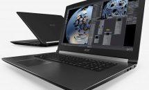 日本エイサー、INTEL+NVIDIA搭載ノートパソコン『Aspire 5/7』発表―指紋センサーなどスペック・価格・発売日