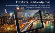 8.9型2560×1600解像度『CUBE freer X9』が発売記念セール価格18957円に、RAM4GBなどスペック #GearBest