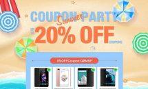 Xiaomi Mi MIXなど9/17配布開始のクーポン7つ、「COUPON PARTY」も実施中 #GearBest