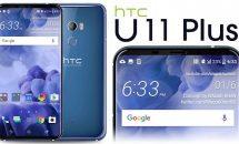 未発表ベゼルレス『HTC U11 Plus』の画像リークか