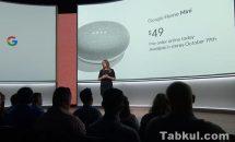 (速報)Google Home Mini 発表、スペック・価格・発売日―日本でも販売予定