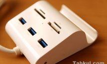 クーポンあり、UGREEN 多機能 USB カードリーダー開封レビュー