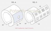 Samsung、フレキシブルでフラットにもなるブレスレット型ディスプレイの特許取得