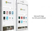 Microsoft EdgeのiOS/Android版が発表、PC-スマホ間の同期など