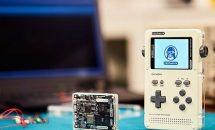 DIYな携帯ゲーム機『GameShell』がキックスターターに登場、目標額の2倍に・スペック