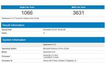 Windows 10 ARMノートパソコン『Qualcomm CLS』がGeekbenchに掲載