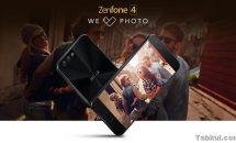 ASUS ZenFone 4 ZE554KL カスタマイズモデル発表、発売日・スペック